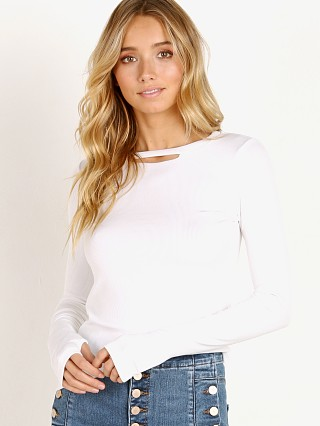 n: PHILANTHROPY Harley-Long Sleeve White