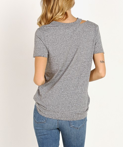 n: PHILANTHROPY Zander Tee Heather Grey
