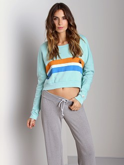 Day By Day Sweater Turquoise