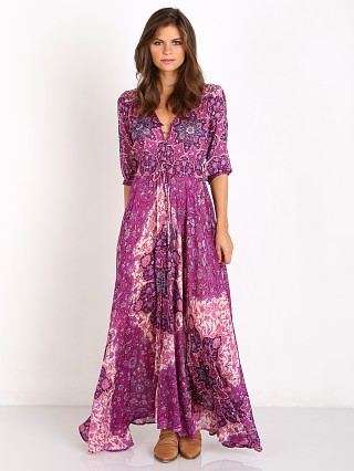 Spell Kiss The Sky Gown Violet