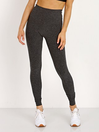 Beyond Yoga High Waist Spacedye Long Legging Black Charcoal