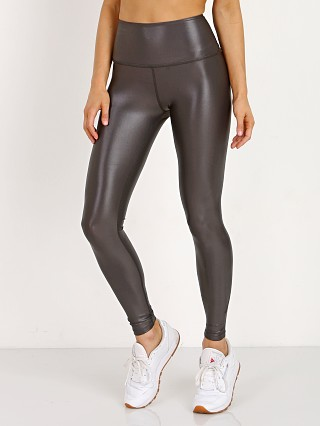 Beyond Yoga Slick Stretch High Waist Legging Slick Grey