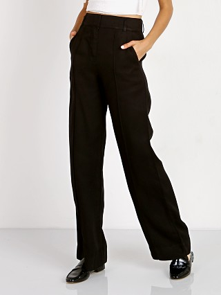LACAUSA Zoe Trousers Tar