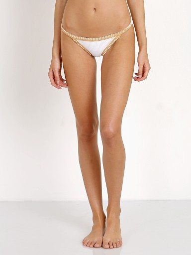 Ellejay Talita Bottom with Stitch White