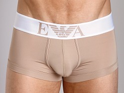 Emporio Armani Basic Stretch Microfiber Trunk Skin