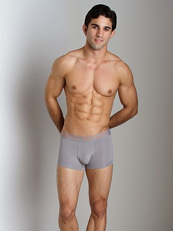 Emporio Armani Pima Jersey Stretch Cotton Trunk Mastic