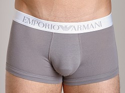 Emporio Armani Basic Stretch Cotton Trunk Mastic