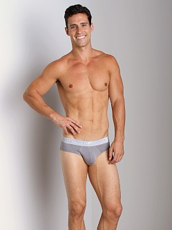 Emporio Armani Soft Cotton Brief Mastic