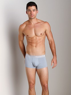 Emporio Armani Soft Cotton Trunk Ice