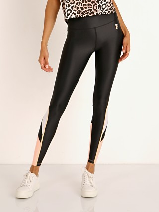 PE NATION All Sports Legging Black/Peach