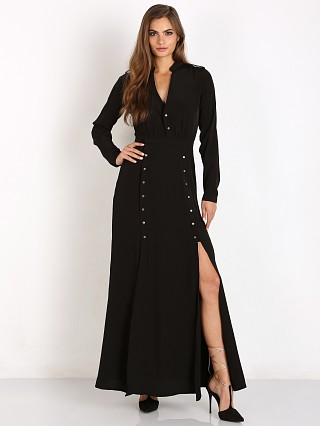 The Jetset Diaries Sahara Maxi Dress Black