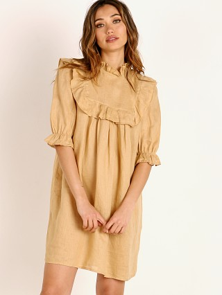Acacia Lahaina Dress Caramel