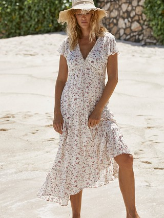 You may also like: Auguste the Label Cleo Elke Midi Dress Off White