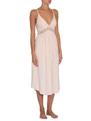 Eberjey Merry Me Madame Gown Blush