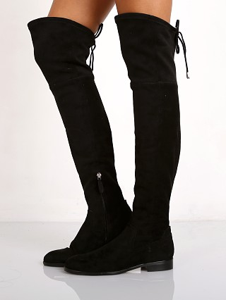 Dolce Vita Neely Over the Knee Boot Black