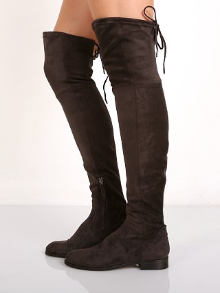 Dolce Vita Neely Over the Knee Boot Dark Grey