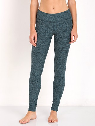 Beyond Yoga Spacedye Long Leggings Black Arctic Teal