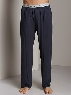 Hugo Boss Modal Lounge Pants Navy