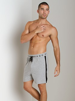 Hugo Boss Innovation 4 Lounge Shorts Light Grey