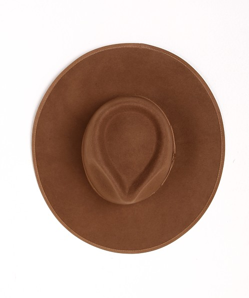 eb9c11166d9a1d Brixton Homestead Fedora Tan/Bronze 316-00525-0648 - Free Shipping at Largo  Drive