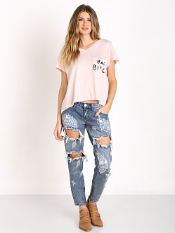 WILDFOX Bad Bitch Romeo Pocket T