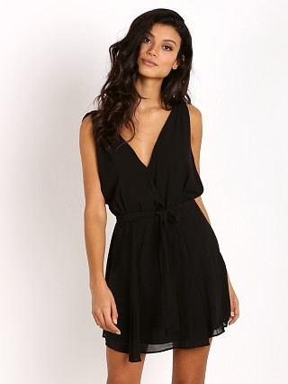 You may also like: Show Me Your Mumu Corinne Crossover Dress Black