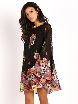 Show Me Your Mumu Bombshell Dress Falling Floral