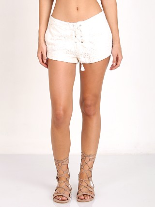 The Jetset Diaries Santa Fe Shorts Ivory