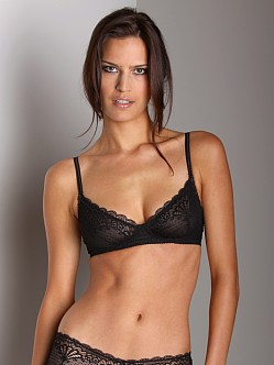 Cosabella Shelly Wireless Bra Black