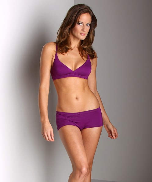 Cosabella Talco Wireless Bra Bright Amethyst
