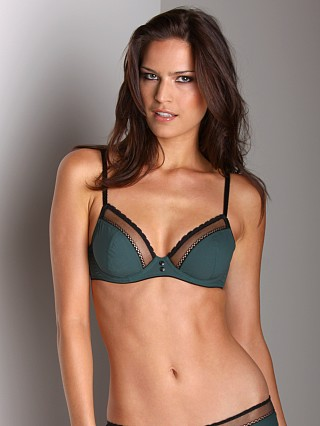 You may also like: Huit Numero Balconette Bra Vert Paon