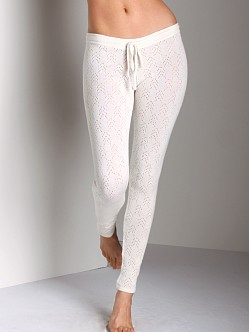 Eberjey Tight Knit Legging Soft Sand