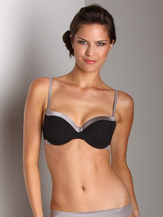 Calvin Klein Perfectly Fit Satin Balconette Bra