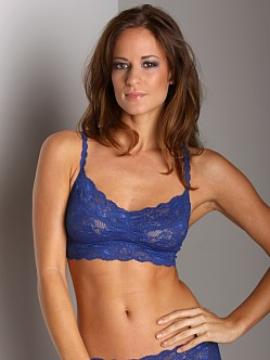 Cosabella Never Say Never Sweetie Bra Marine Blue