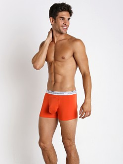 John Sievers Natural Pouch Boxer Briefs Persimmon