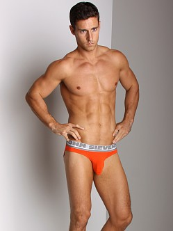 John Sievers Natural Pouch Low Rise Brief Persimmon