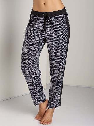 Complete the look: Splendid Geo Print Track Pant Black
