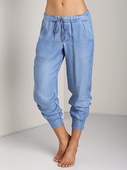 Splendid Indigo Relaxed Pant Medium Wash