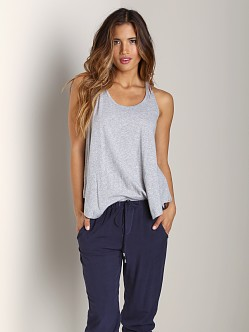 Splendid Swingy Tank Heather Grey